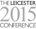 Leicester confrence logo