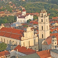 location for group relations conference in Vilnius