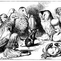 Illustration from John Tenniel, published in 1865.