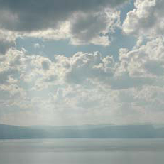 The Sea of Galilee by Juliet Scott