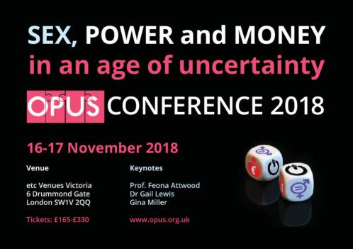 OPUS Conference: November 2018 - The Tavistock Institute